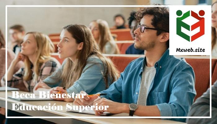 Beca Bienestar Educación Superior
