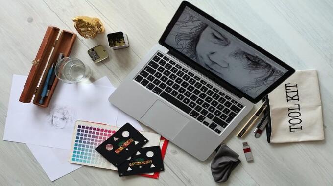 Cursos en línea de diseño gráfico