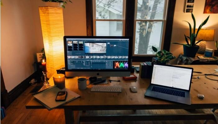 Cursos online de edición de vídeos